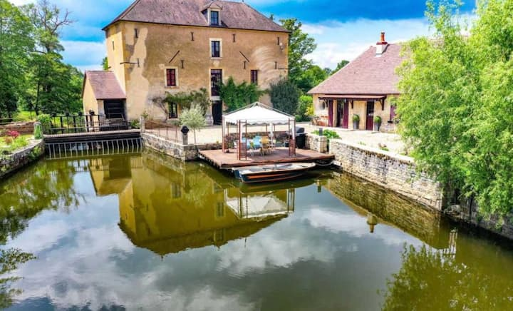 Moulin Gateau