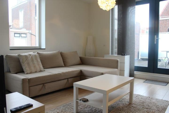 Fresh and modern 2 rooms house in centre Utrecht