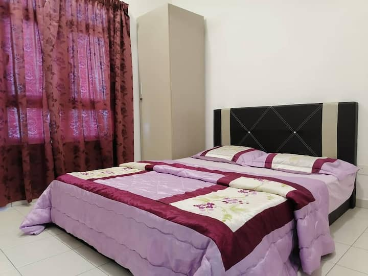 Cozy&Comfy Mesahill 100MBPs wifi +TV & Parking