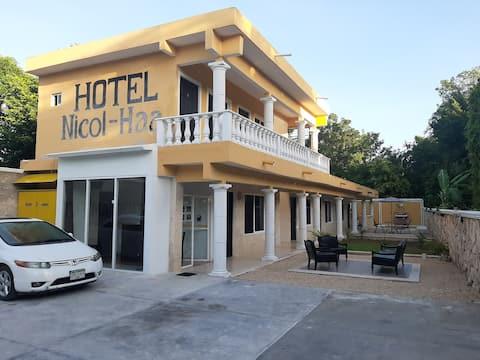 Hotel Nicol-Haa