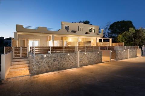 Senses Suite Dio: Luxury Apartment in Corfu