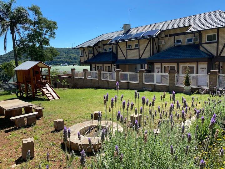 Alpen Haus 3 Casa nova para Home Office