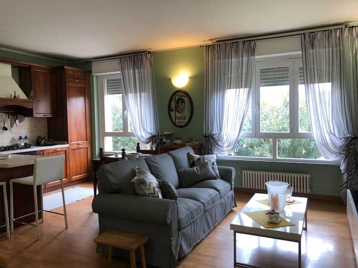 la casa nel borgo tra milano/pavia/humanitas/forum