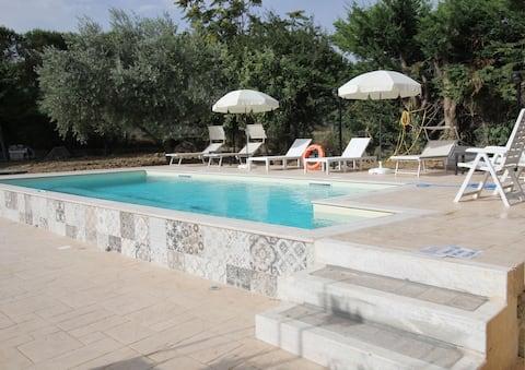 Gran Sasso, Adriatische Zee, zwembad, honden toegestaan