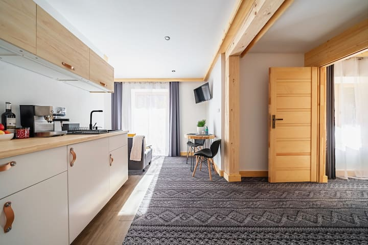 Spacious and comfortable, close to the city centre