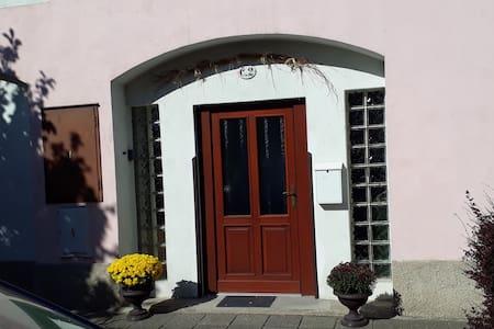 vstup do vstupni haly domu