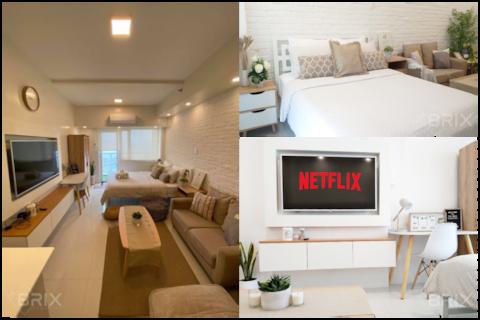 The Brix - Modern Minimalist Studio (Wifi+Netflix)