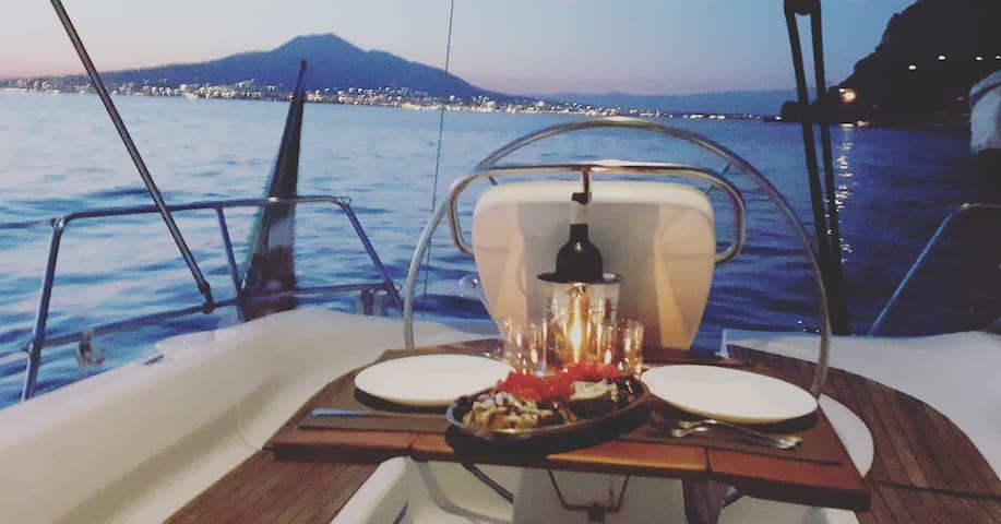 Tour around Ischia and Procida Island