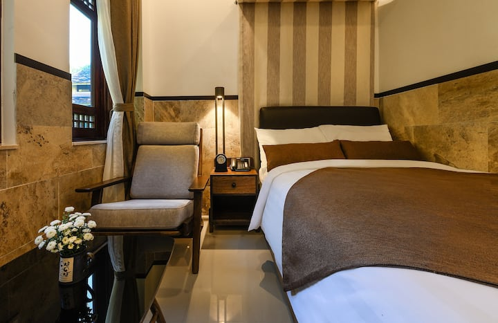 Standard Double Bed 4* Onsen & Foot Massage Free