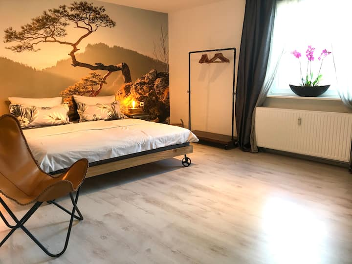 Loft-Apartment, Neu, Komfortabel, Zentral