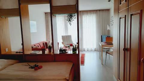 """Unique & chic apartment """"Refugi Arena Alva"""""""