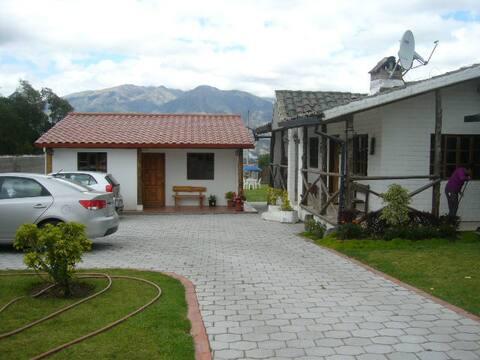 Los pinos Cabin Otavalo-Ecuador