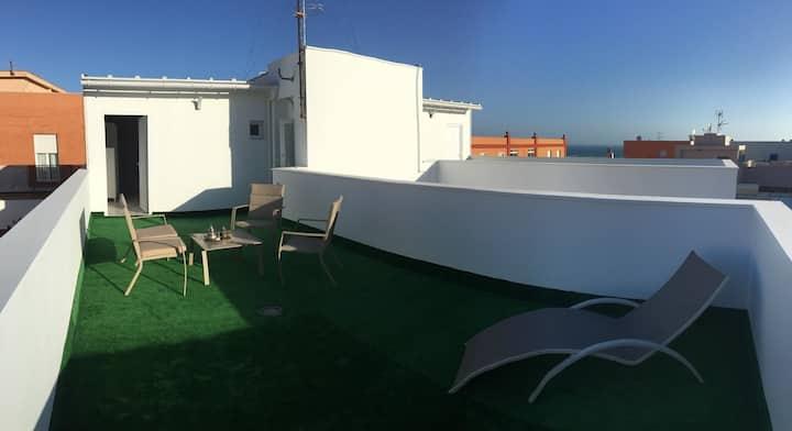 Marina Tarifa Apartments & rooms. Apto 2 DORM 1A