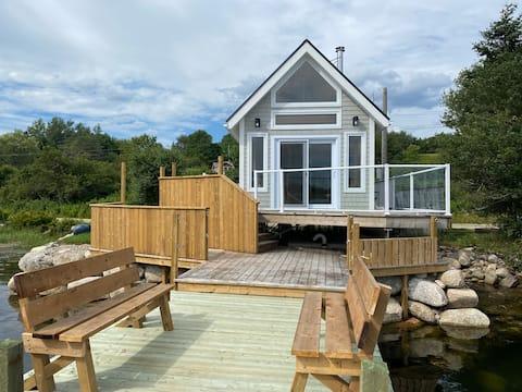 The Boathouse on Scotch Cove