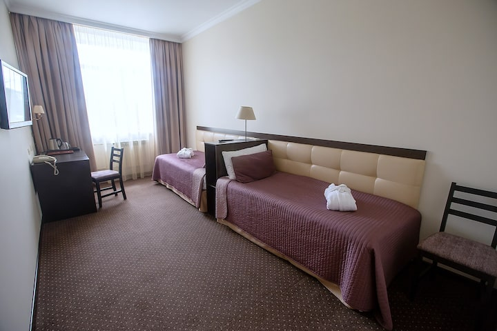 Hotel Bardin Standard Room with 2 beds