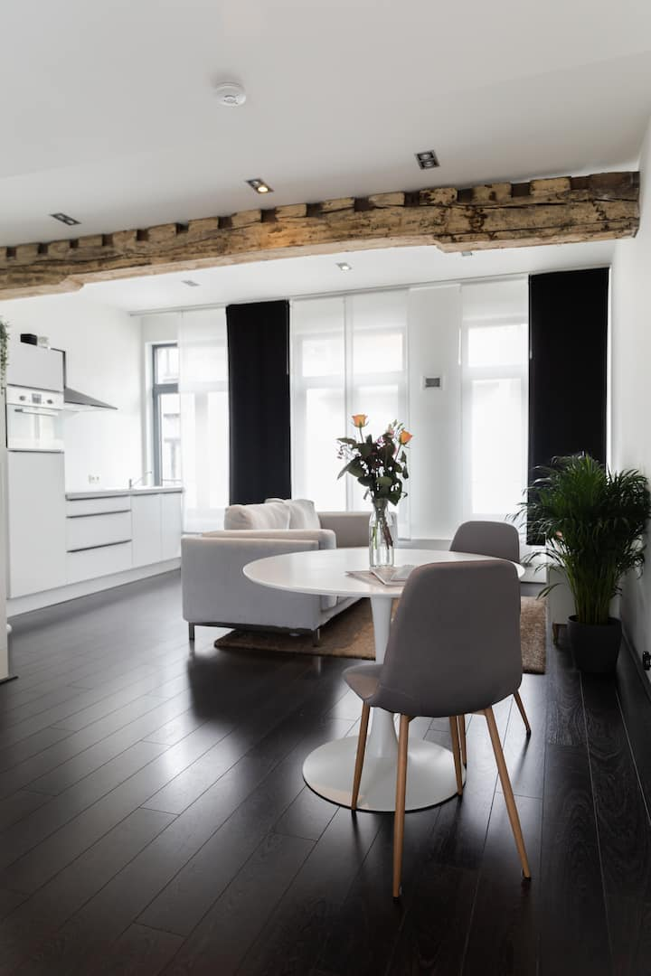 APARTMENT in the heart of Antwerp!