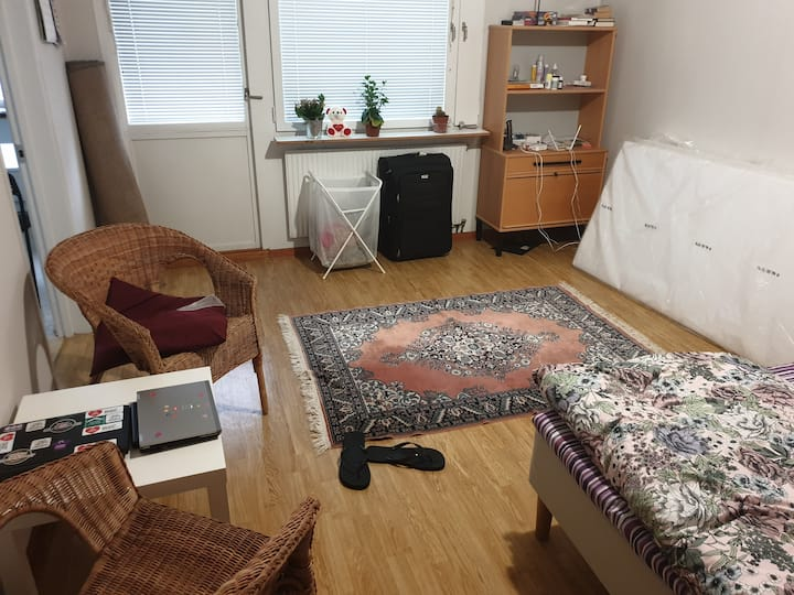 Nice Apartment near Örebro university 5 min walk