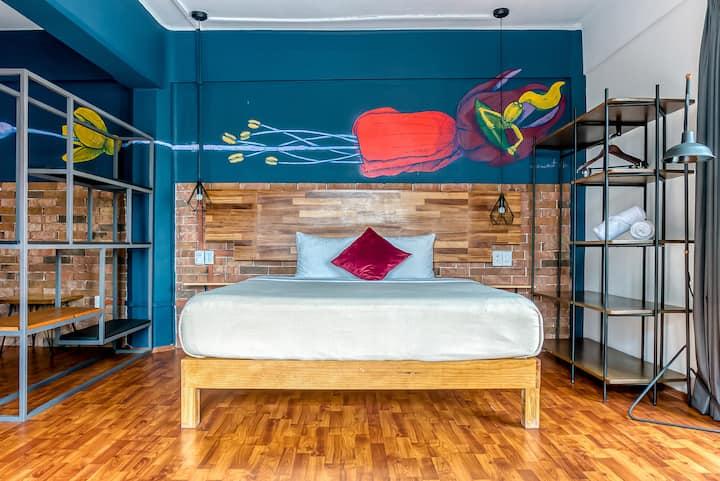 Selina Mexico City - Apartment Deluxe Big
