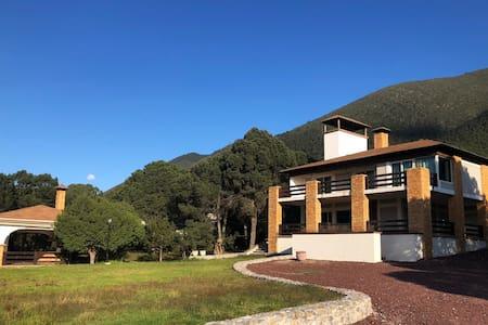 Cabaña de Lujo en Arteaga Coah.