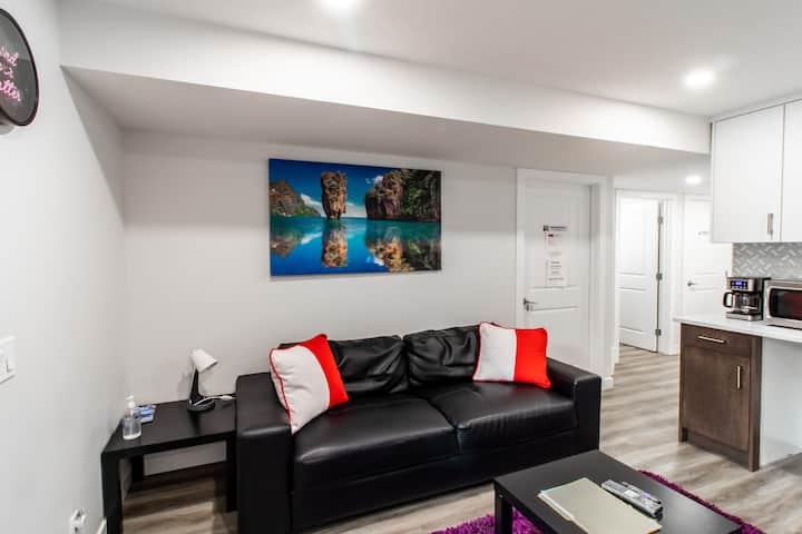 Beautiful & cozy walk-up basement - #BL231848