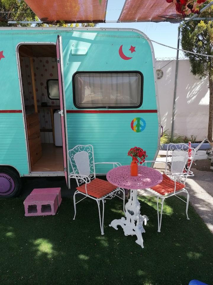 Hostel Caravan,rooom