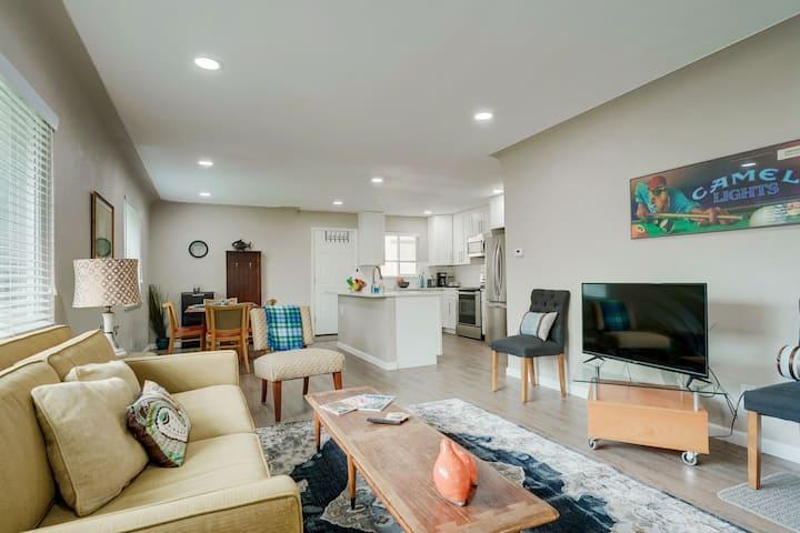 Clean/Pvt House w/ yard! East Colfax/Anschutz