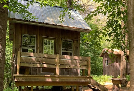 Cozy VT Off-Grid Cabin w/ Hiking, Forest, and Farm