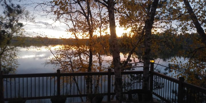 A Little Bit of Heaven in the Northwoods.