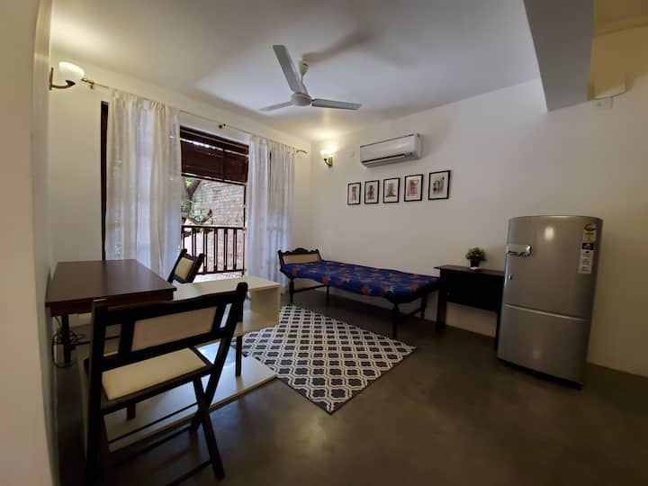 Furnished and Serviced Studio (G1) Pondicherry