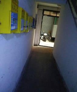 单元门走廊