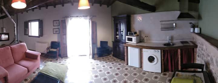 Casa de Piedra  en la Sierra Salamanca