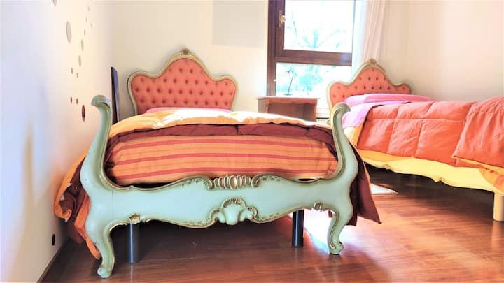 Joyous Castle Room
