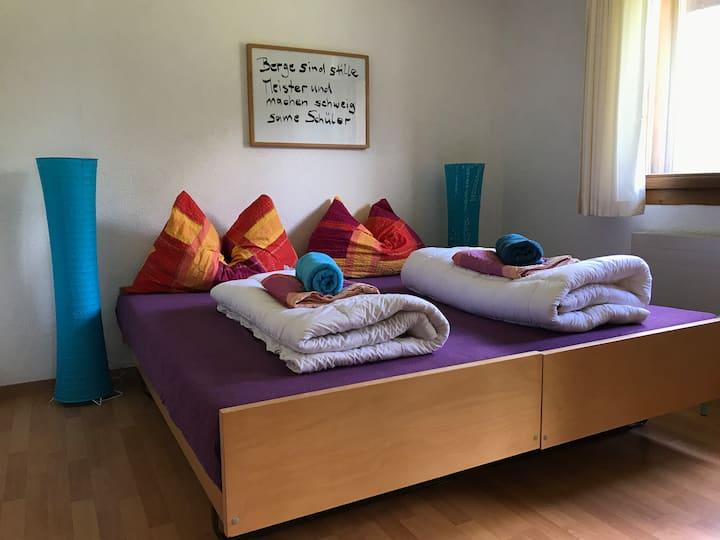 Lärchenwald Lodge  Stoneman (Doppelzimmer)