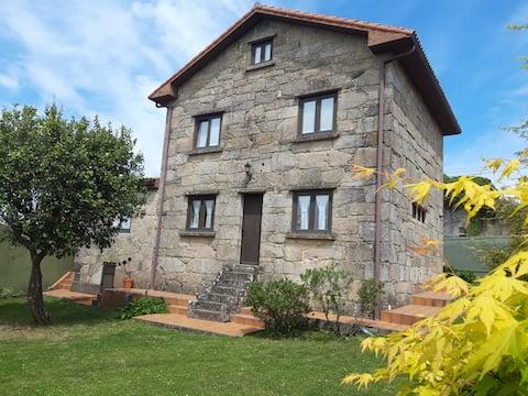 House Camino Santiago-Fisterra
