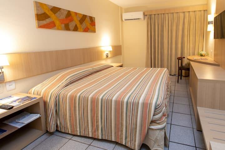 HOTEL DIOGO_LUXO (VISTA PARCIAL MAR) DUPLO CASAL