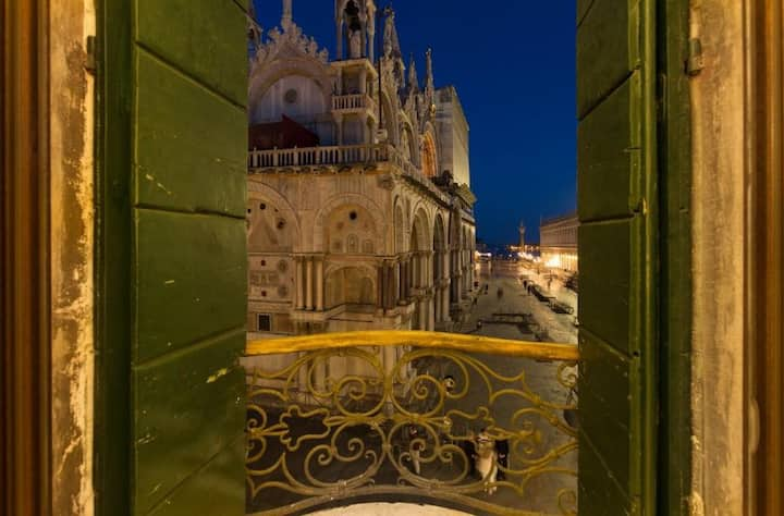 Deluxe Room With View In San Marco Square
