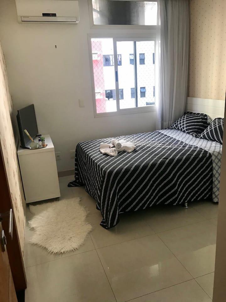 Suite Praia e Clube VIP