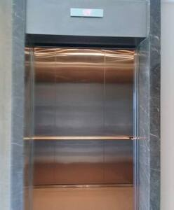This is the elevator to access unit.
