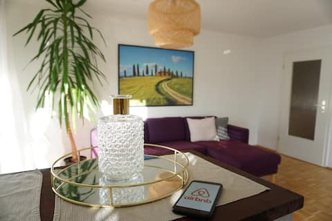 Charmantes Apartment- charming Apartment Striesen