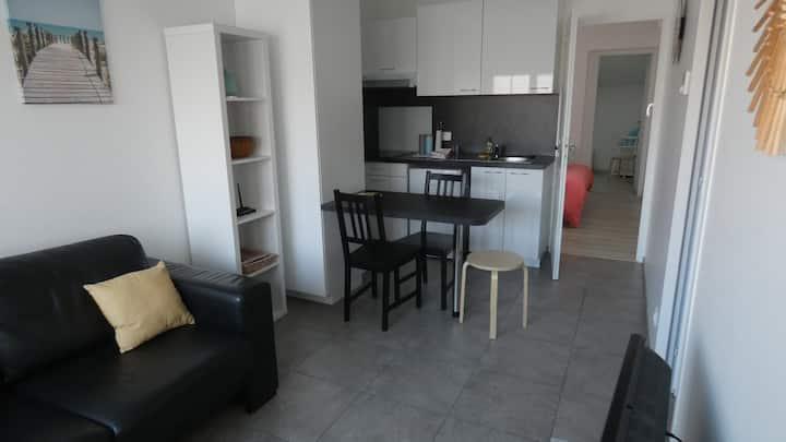 Appartement de plain-pied neuf 30 m²