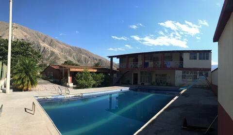 Linda casa de campo con Piscina, Valle del Chota