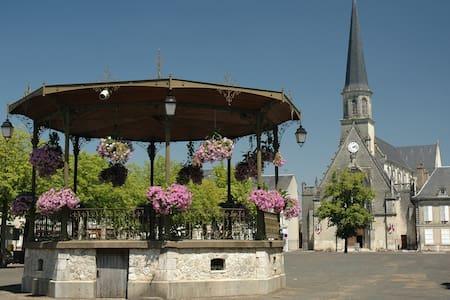Appartement proche de plus beau village de France