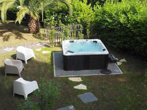 Jacuzzi e SPA, Dedalus home,  relax in Umbria