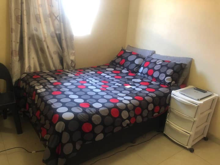 A room for R3000 monthly