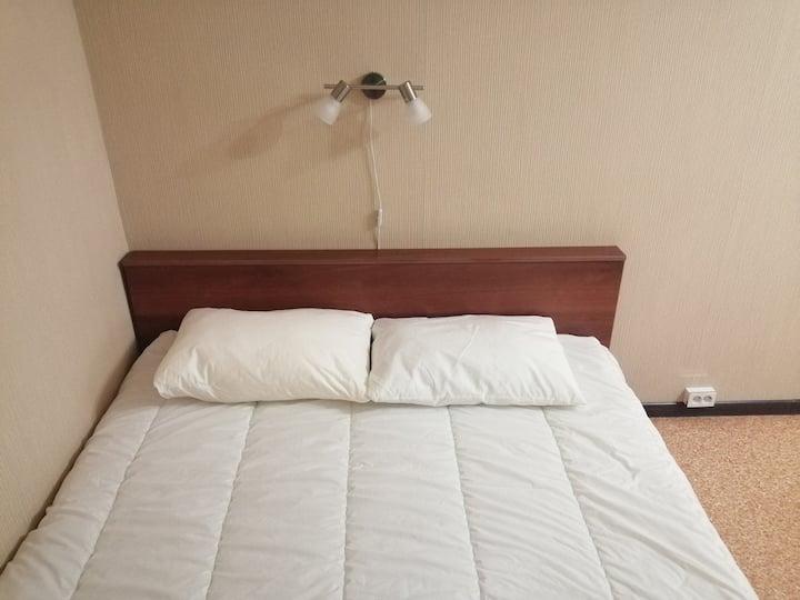 Двухкомнатная уютная квартира недалеко от Лавры