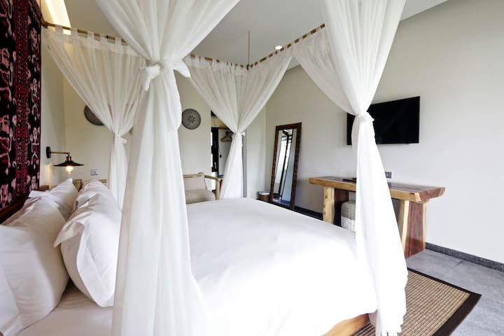 one of our bedroom suites