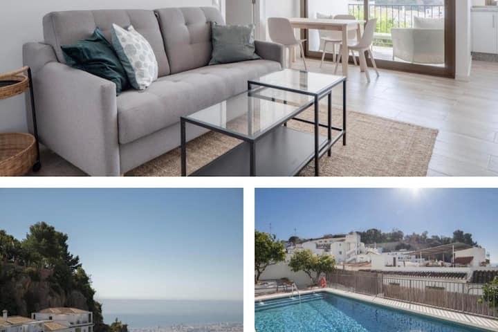 Apartamento nuevo con vistas espectaculares