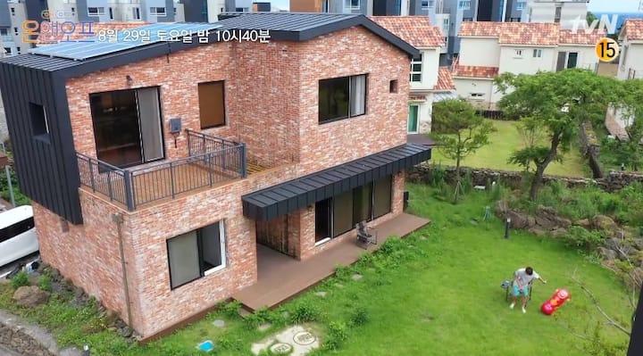 노블스테이 : 애월에 위치한 tvN <온앤오프>에 나온 그 집! 코로나방역!!