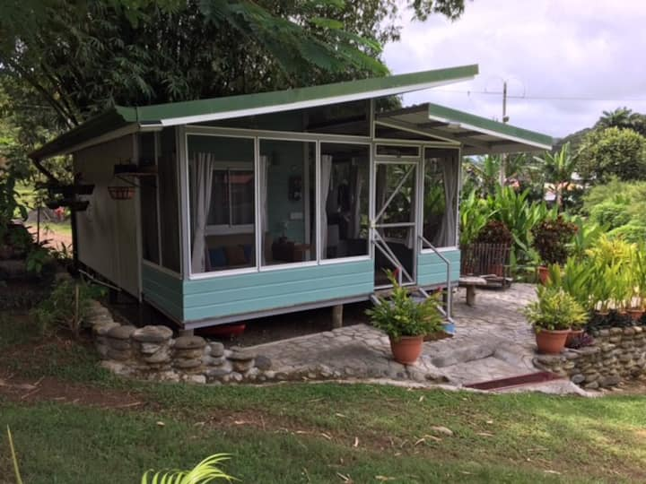 Pool Side - Tiny House - Full Kitchen - 480 sqft