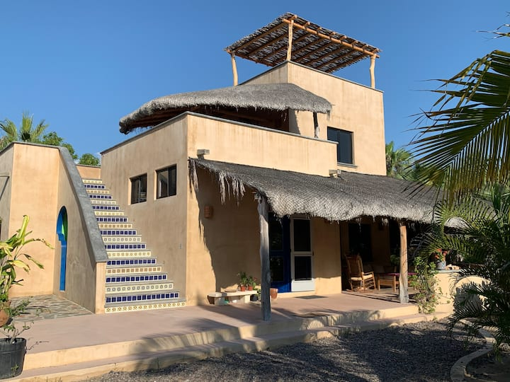 Casa Solana - Beautiful Baja Beach House!
